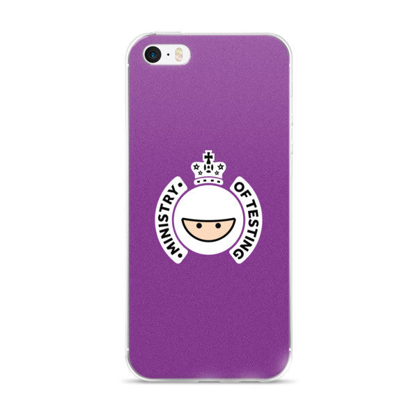 iPhone 5 / 6 Case - Purple