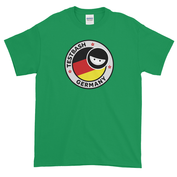 T-Shirt - TestBash - Germany - Men's