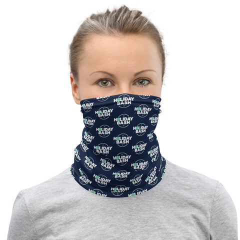Face Mask / Neck Gaiter - HolidayBash Logo