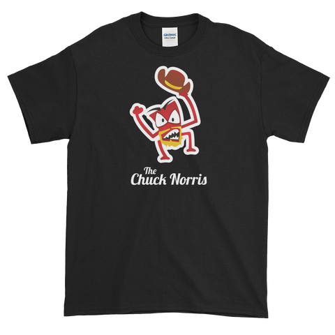 T-Shirt - Testers Types - Chuck Norris - Men's
