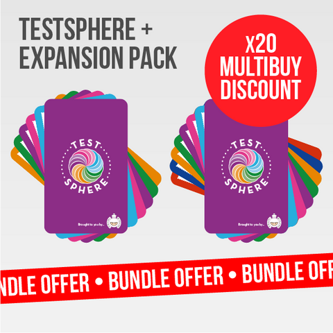 TestSphere Bundle x20 Multibuy