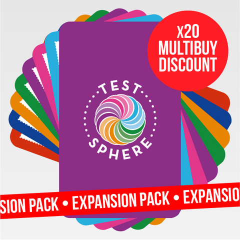 TestSphere - Expansion Pack x20 Multibuy