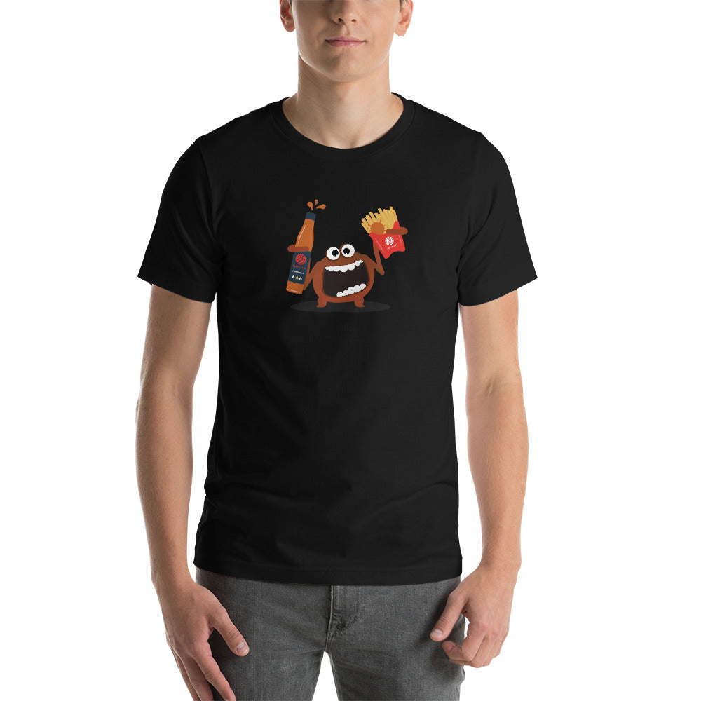 SauceLabs Charity Unisex T-Shirt
