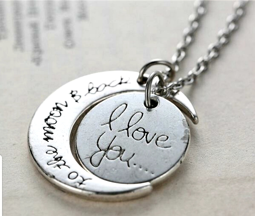 ***FLASH SALE*** I Love You necklace