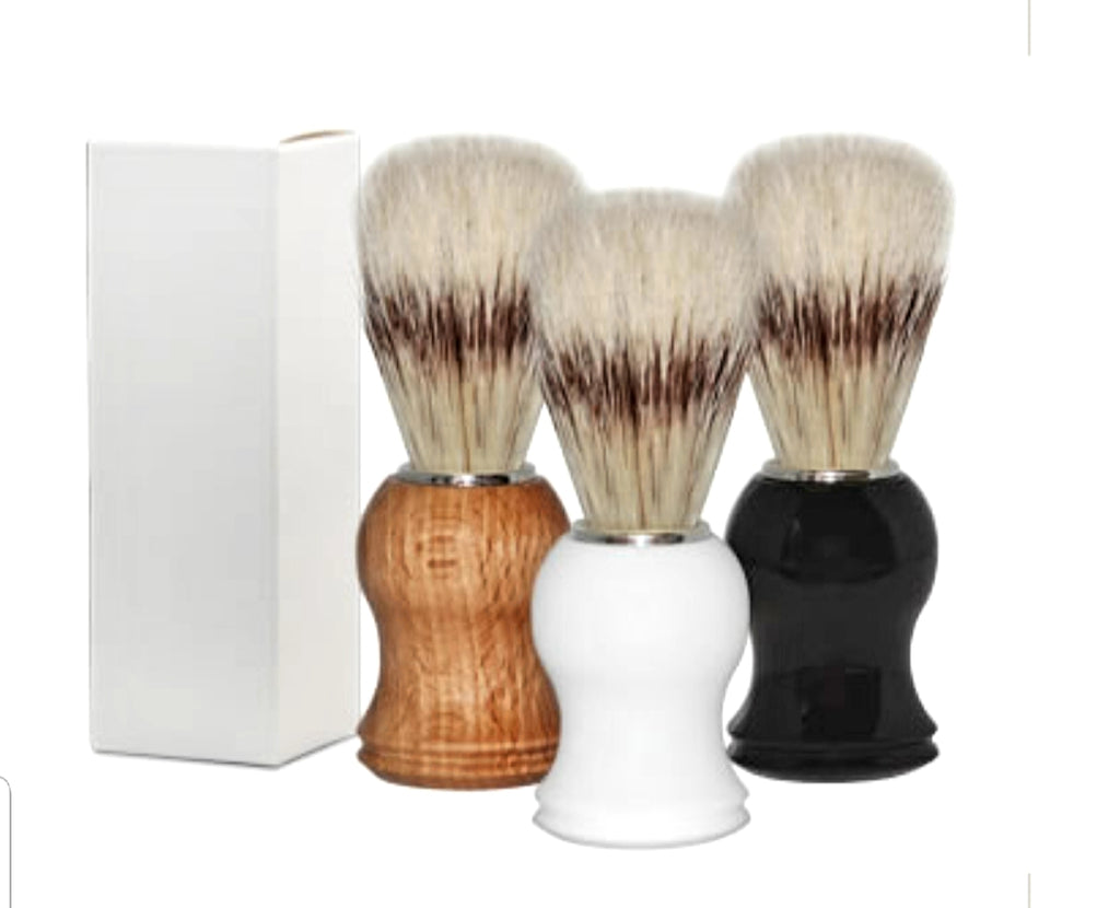***IN STOCK*** shave brush