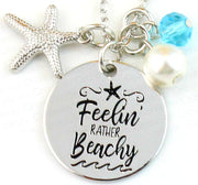 ***FLASH SALE*** Feeling beachy necklace