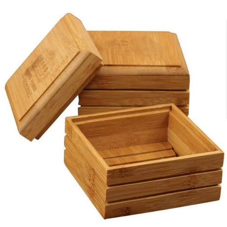 ***FAST BUY*** Wood soap boxes