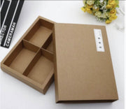 IN STOCK*** 4 compartment box