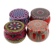 ***In Stock***  4 oz candle tins