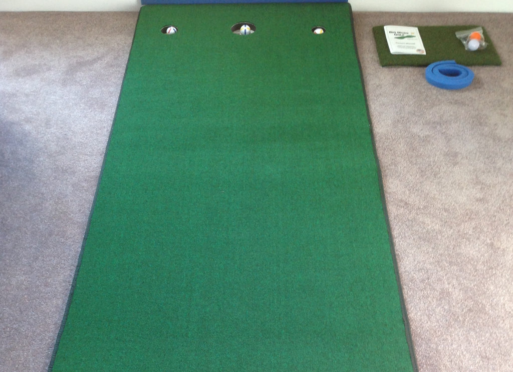 Big Moss Competitor Putting Green Review