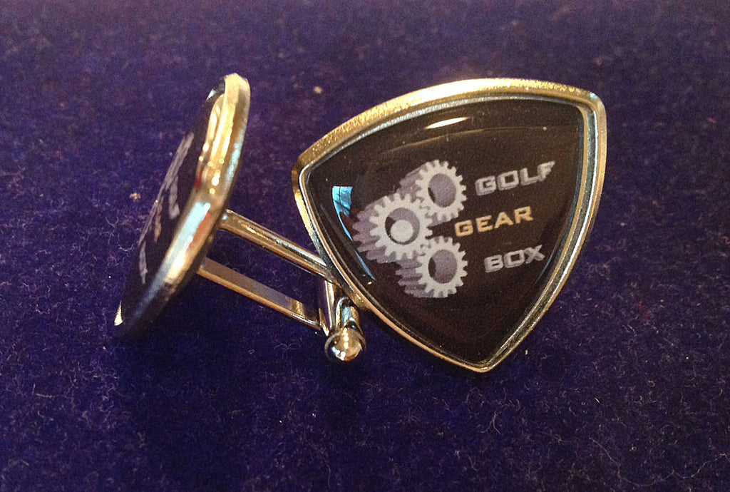 How To Make Golf Cufflinks