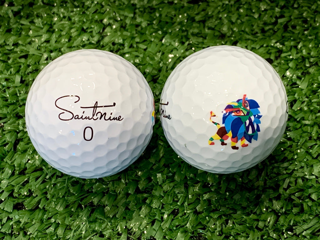 Saintnine Golf Ball Review