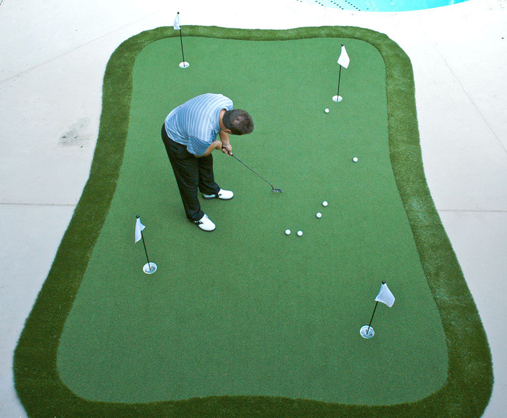 SynLawn Dave Pelz Greenmaker 12' x 18' Putting Green Review