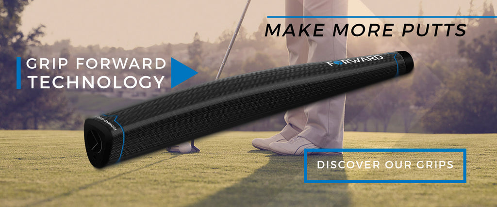The Grip Forward Technology Of Forward Golf