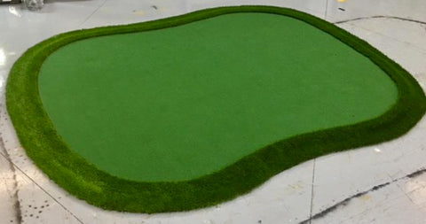 Your Custom Putting Green