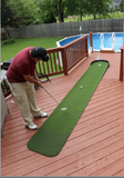 Big Moss Commander 3 X 15 Outdoor Putting Green Golf