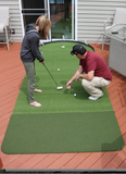 Big Moss Commander All Weather 6'x15' Putting Green