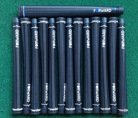 Forward Golf MidSize Putter Grip With 13 Club Grips
