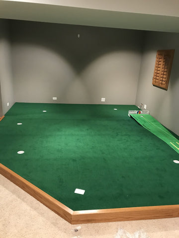 Bulk Indoor Putting Turf