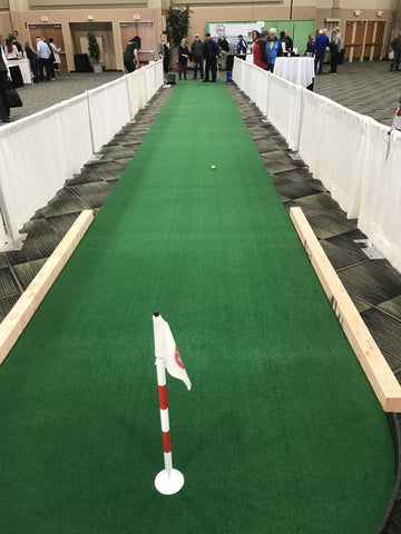 60' Indoor Putting Green