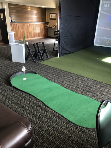 Big Moss Original Indoor Putting Green