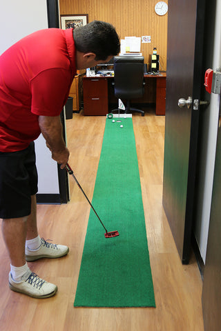 Office Indoor Putting Green