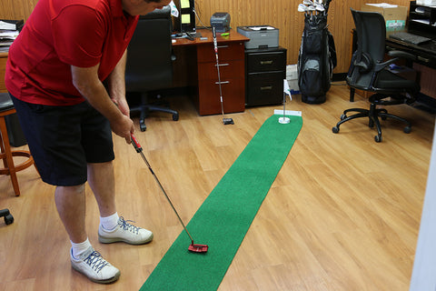 Indoor Office Putting Green