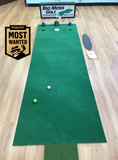 Big Moss The Competitor Indoor Putting Green