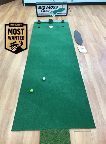 Big Moss Competitor Pro Indoor Putting Green