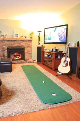 Big Moss Golf TW10 2'x10' Indoor Putting Green