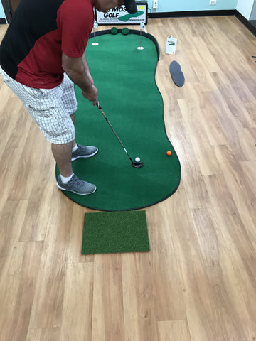 Big Moss Golf Augusta Indoor Putting Green