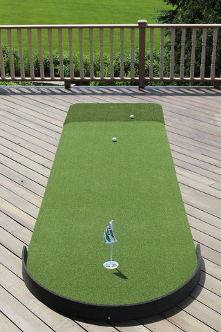 Big Moss 4' x 15' Commander Outdoor Putting Green - Golf ...
