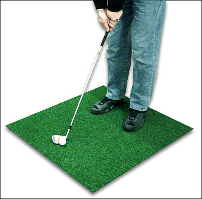 Big Moss Golf Large Low Impact Chipping & Pitching Mat