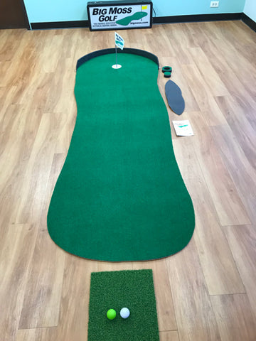 Big Moss Original EX2 Indoor Putting Green