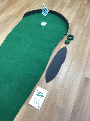Big Moss Golf The Original Indoor Putting Green