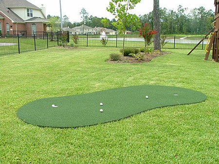 Big Moss Outdoor Target & Putting Green (6'x12') - Golf ...