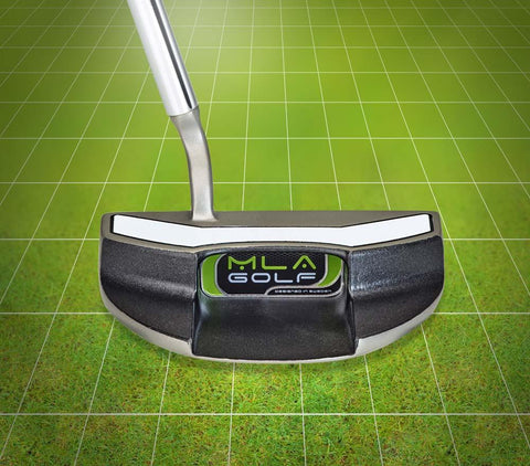 MLA Golf Pro Series Mallet Putter