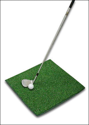 Big Moss Golf Small Low Impact Chipping & Pitching Mat