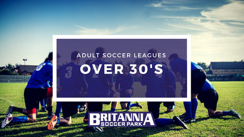 Over 30's Adult Soccer