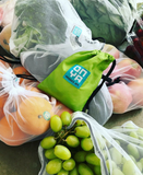 Reusable Produce Bags 8pk • اكياس التسوق