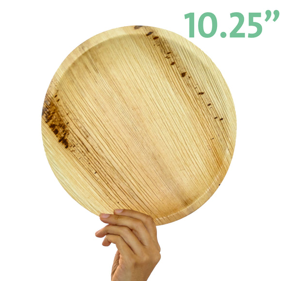 Areca Large Plate • 5 pieces