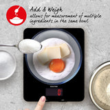 Electronic Kitchen Scale • ميزان مطبخ الكتروني - plantnmore