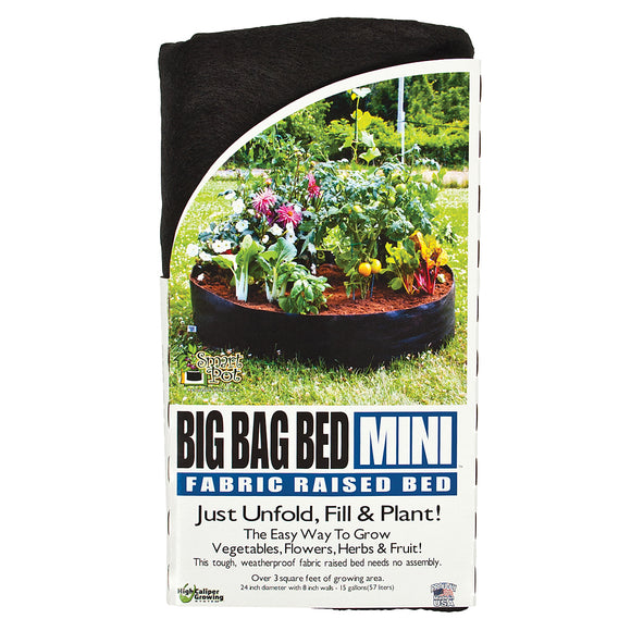 Big Bag Raised Bed - Mini ●  ريزد بد حجم ميني