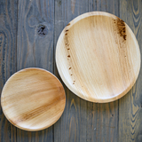 Areca Medium Plates • 5 pieces