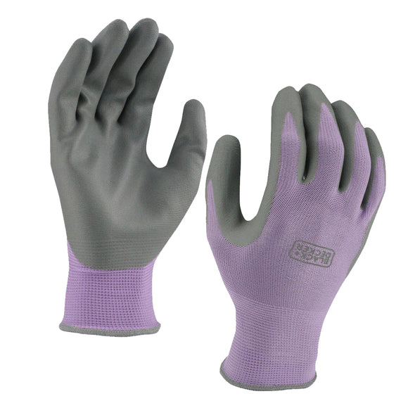 Purple Nitrile Gloves • قفاز بنفسجي - plantnmore