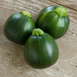 Zucchini Eight Ball • كوسى مدور