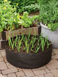 Fabric Raised Bed 50 gallon ●  حوض ريزد بد ٥٠ غالون - plantnmore