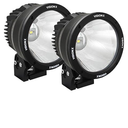 "VISION-X 6.7"" LIGHT CANNON NARROW BEAM"
