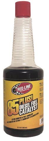 REDLINE 85 PLUS DIESEL FUEL CATALYST- 12oz
