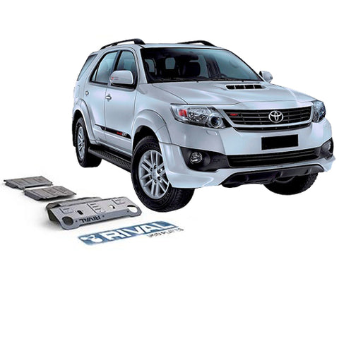 RIVAL UNDERBODY ARMOUR FOR FORTUNER (2004-2014)